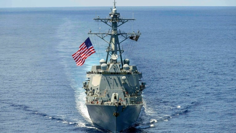 Who is the Rogue State in the South China Sea?