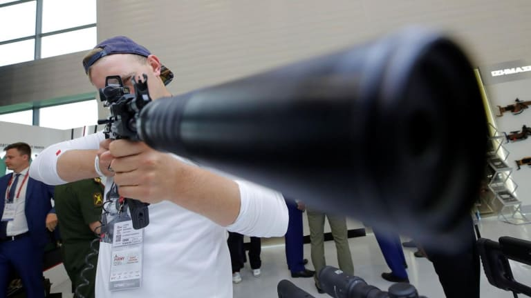 Russian Snipers Might Soon Have a New Weapon: Hypersonic Bullets