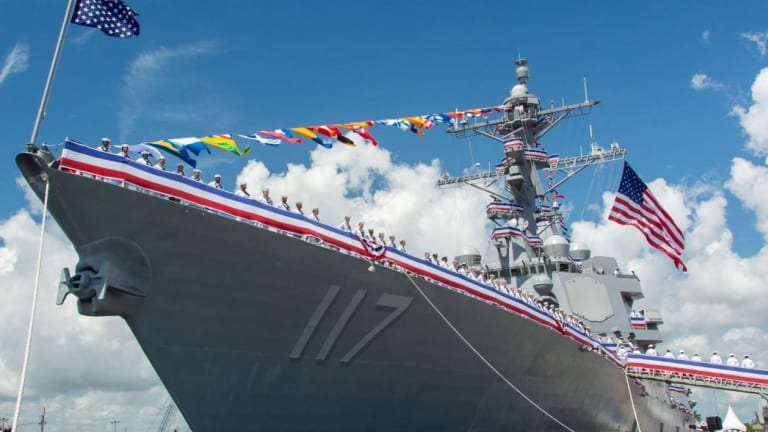 These Are the 5 Most Lethal Naval Warships To Ever Set Sail