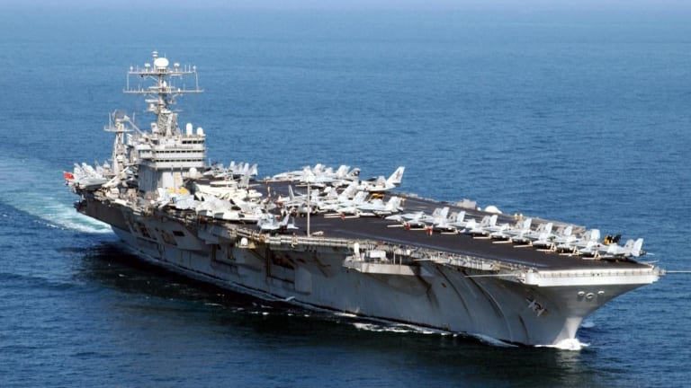 Could a Russian Anti-Tank Missile Sink a U.S. Nay Aircraft Carrier?