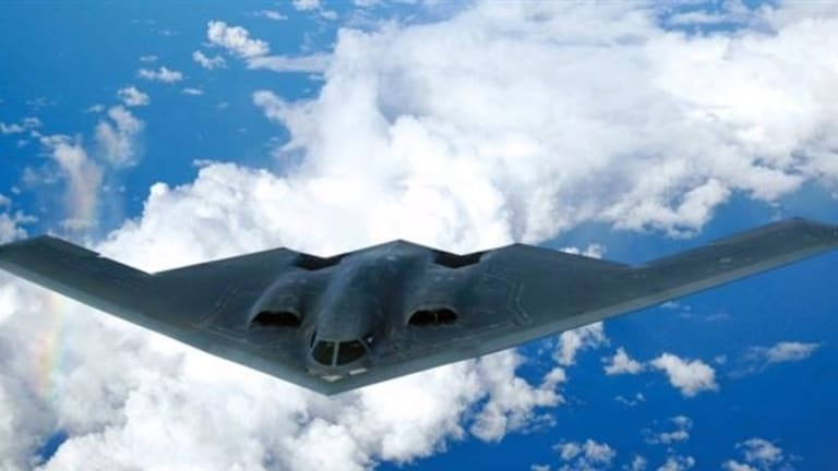 New B-2 Comms Could Hold Up in Nuclear War