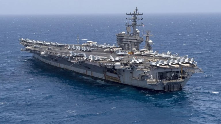 """How Would the U.S. Navy Stop Chinese """"Carrier Killer"""" Anti-Ship Missiles?"""