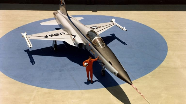 Is This 60-Year-Old Plane Still a Killer Combat Aircraft?