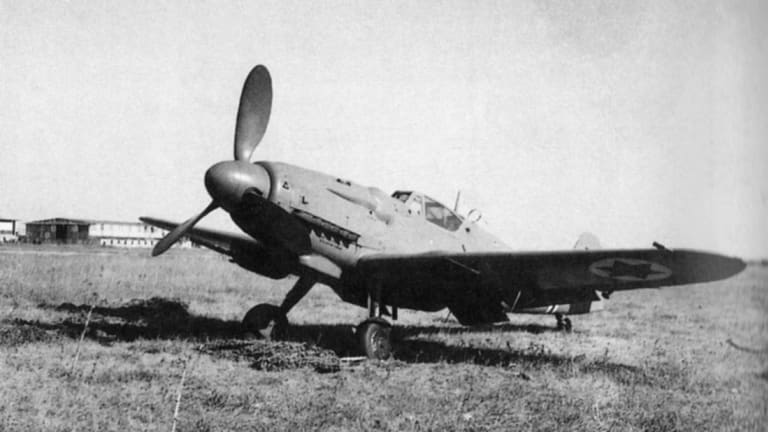 How Nazi Fighter Planes Saved Israel