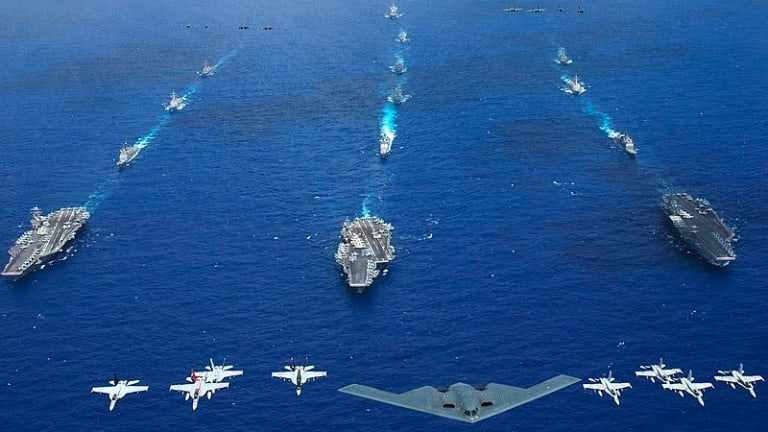 Pentagon Considers New South China Sea Freedom of Navigation Op