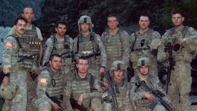 Combat Detail 2009 Battle -: Massive US Counterattack on Taliban