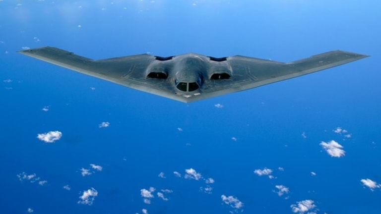 """Air Force """"Bomber Vector"""" Strategy Sees New Attack Weapons, Tactics"""