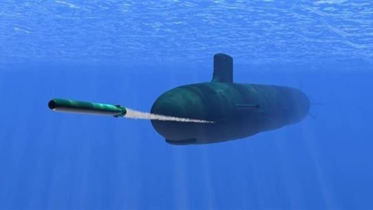 Navy Pursues New Long-Range, Stealthy & Precise Mk 48 Heavyweight Attack Torpedo
