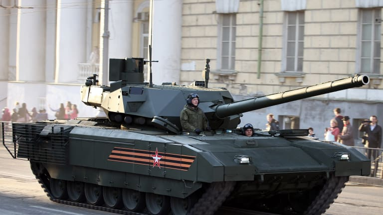 The Army Wants to Destroy a Tank (Without Destroying a City)