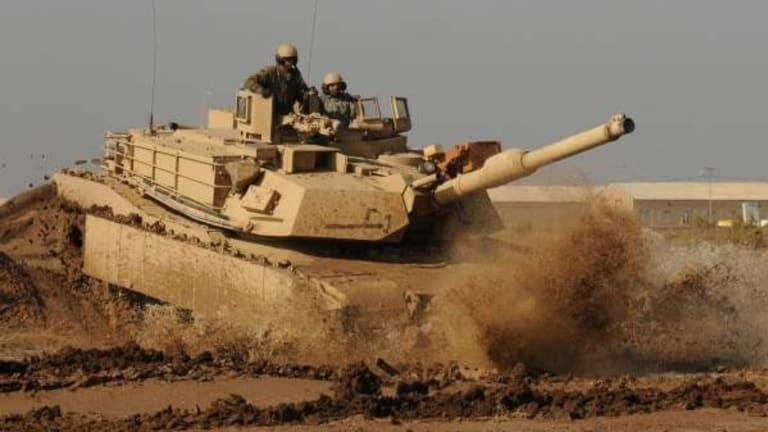Army Details War Plan for Abrams Tank Through 2030