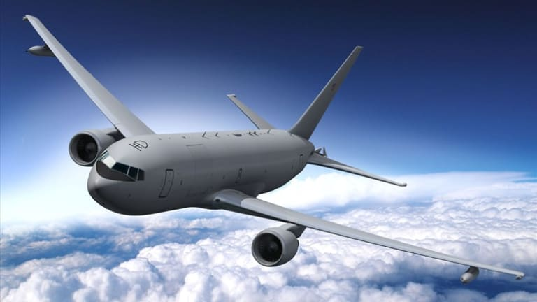 First New Air Force Tanker to Arrive This Year, Expand Attack Missions