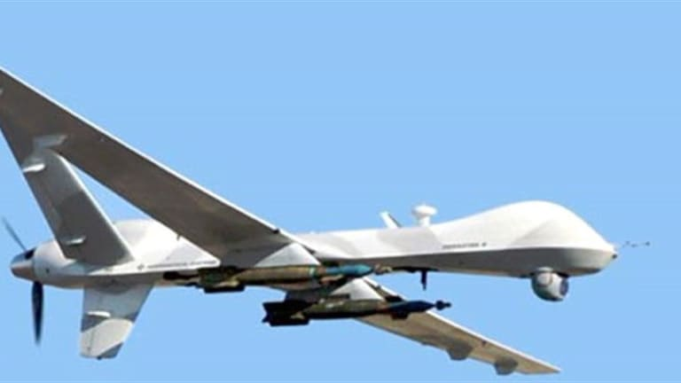 Air Force Scientist: Drones Get More Weapons