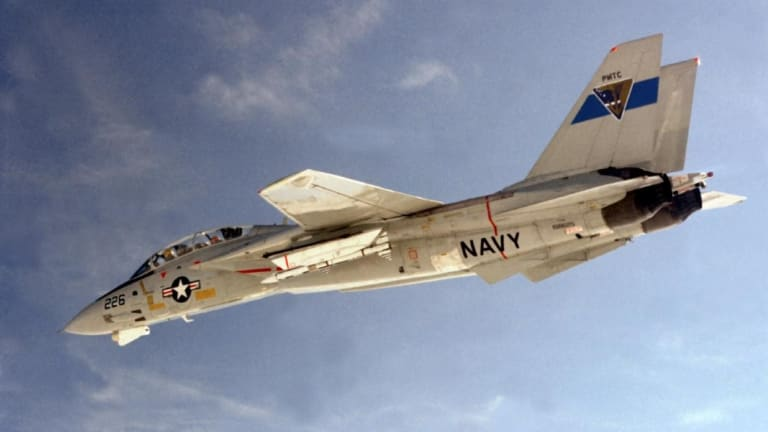 Why the U.S. Military Fears Facing Iran's F-14 Tomcat's in War