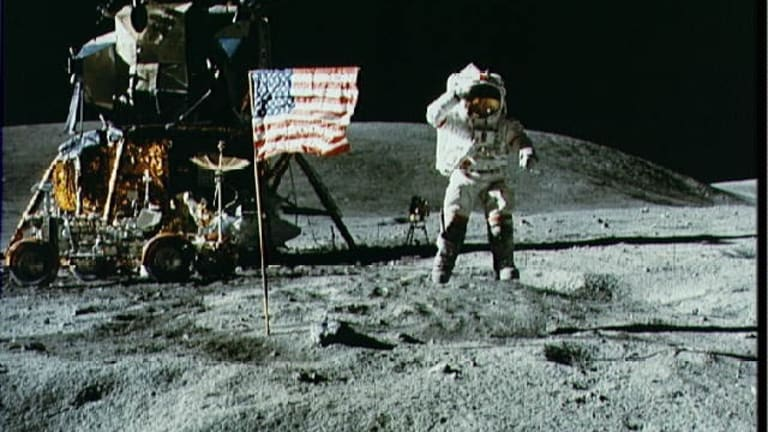 Apollo's Lunar Module – Made Close to Home, Filled with Life Lessons