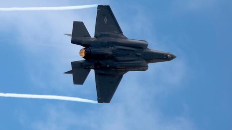 F-35 Gets Computer-Enabled Automatic Ground Collision Avoidance
