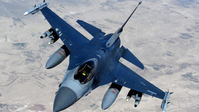 How the Air Force Would Destroy North Korea