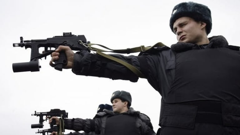 Russia's Lesser Known Sniper-Focused Special Force Unit