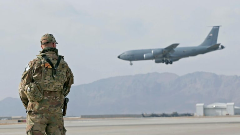 Staying in Afghanistan is the Definition of Insanity