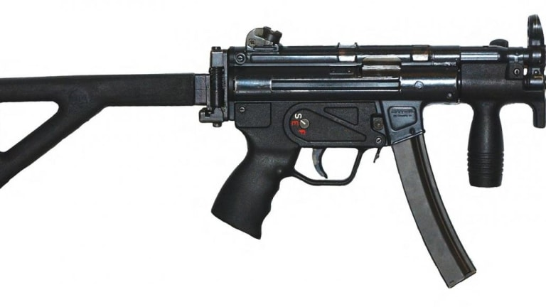 These Are the 5 Most Lethal Sub Machine Guns on Earth