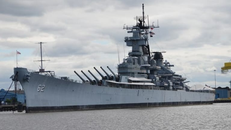 Battleships Once Ruled the Oceans (Here Are the 5 Best Ever)