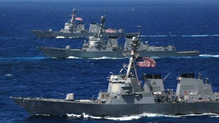 How 10 New High-Tech Destroyers Will Change US Navy Ocean Warfare