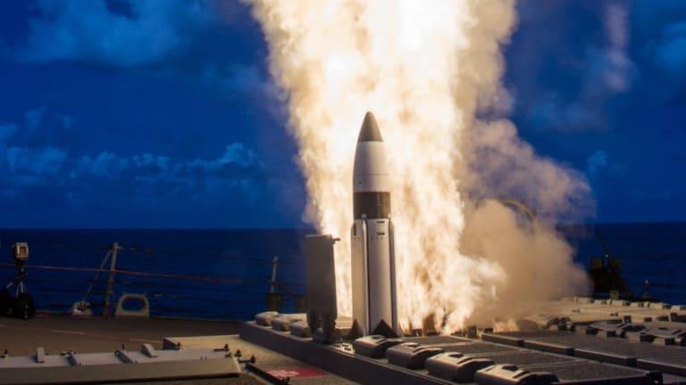 Navy SM-3IIA ICBM-Killing Missile Bridges Gap to Next-Gen Interceptor