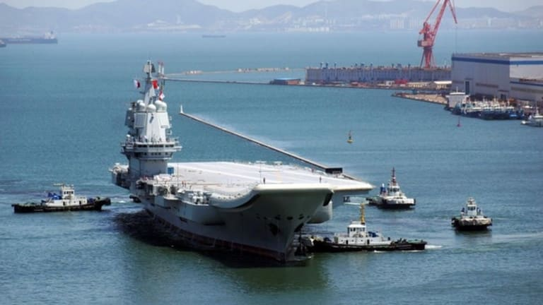 China's Next Aircraft Carrier Will Have Some Serious Combat Power
