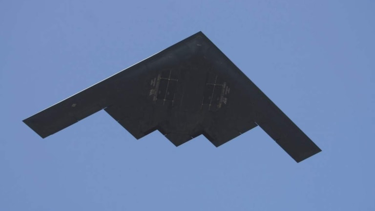 How the B-21 Stealth Bomber Could Be a Fighter Too
