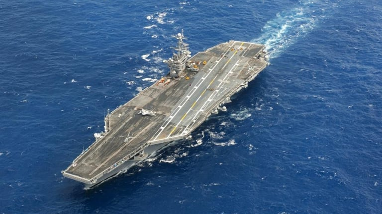 Study: U.S. Aircraft Carriers Must Evolve or Die