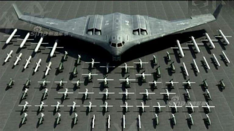China's H-20 Stealth Bomber: 'Doubling' Beijing's Strike Range?