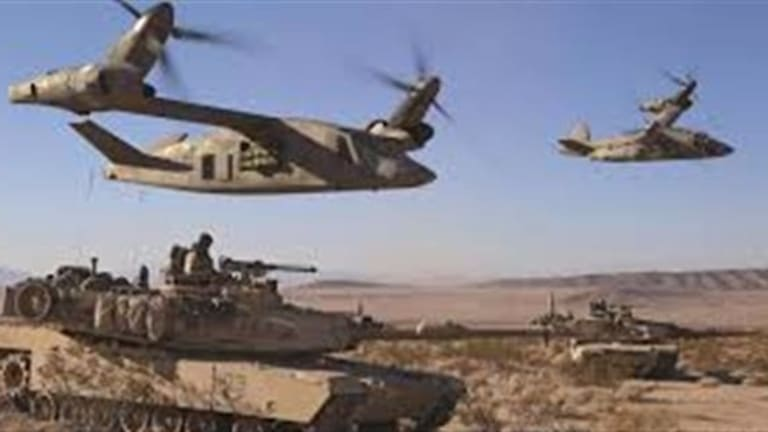"""Army, Bell Test New """"Stealthy"""" Helicopter for 2030"""