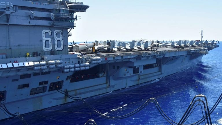 America Doesn't Fear the Size of China's Navy
