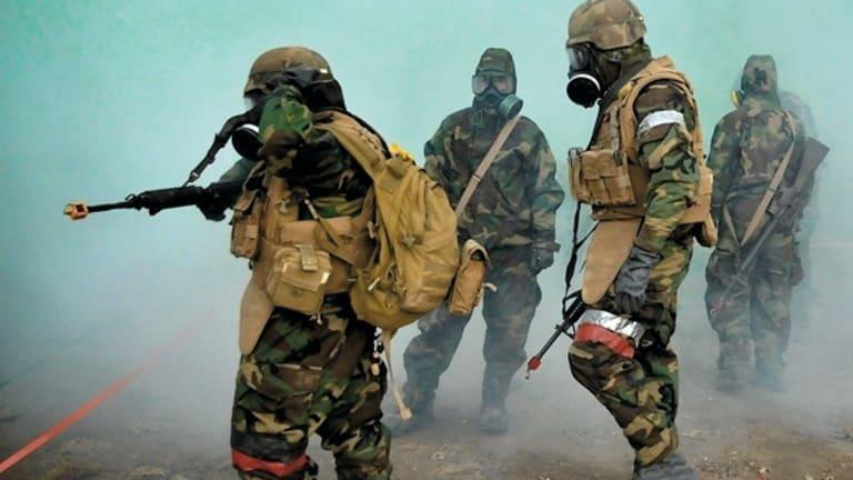 Army Discovers Breakthrough New ChemBio Attack Sensor