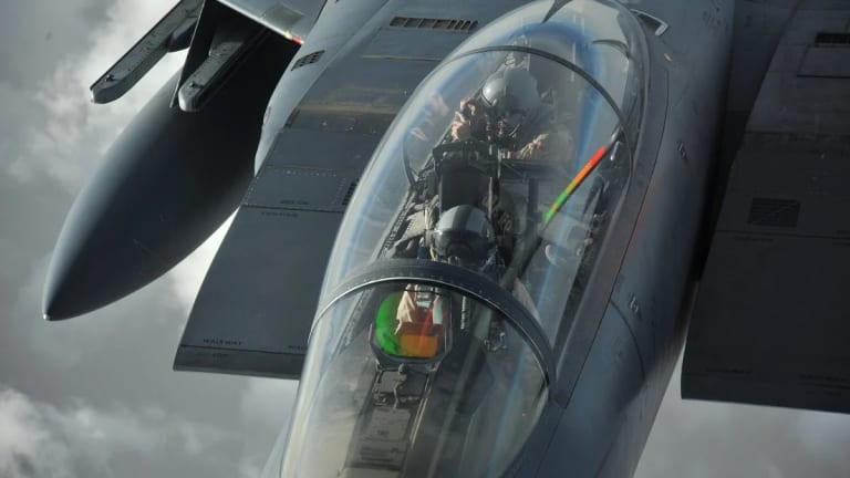 Can the New F-15EX Upgraded Fighter Approach 5th-Gen Performance?