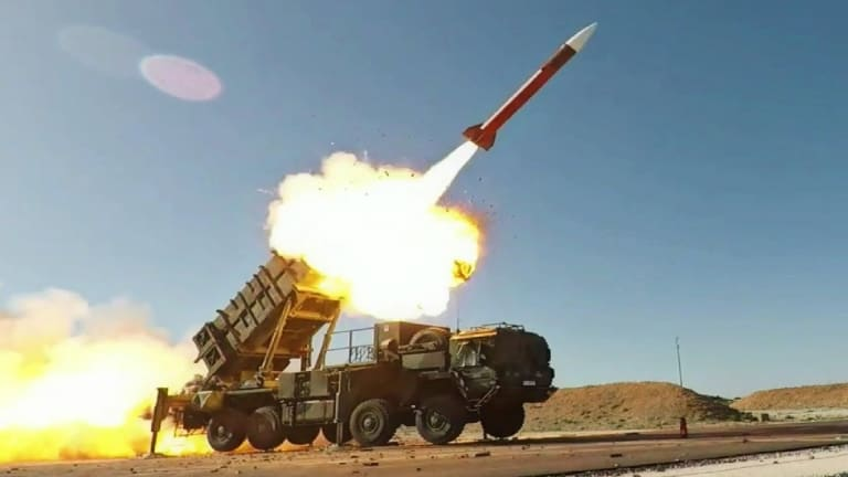 New Army Technology Can Track & Destroy Maneuvering Cruise Missiles
