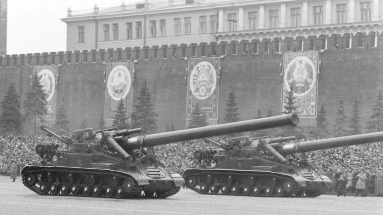 The Russians Had a Crazy Nuclear Bomb Cannon