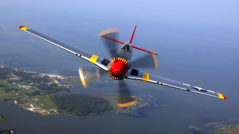 Why the P-51 Mustang Did Not Replace the A-10 Warthog