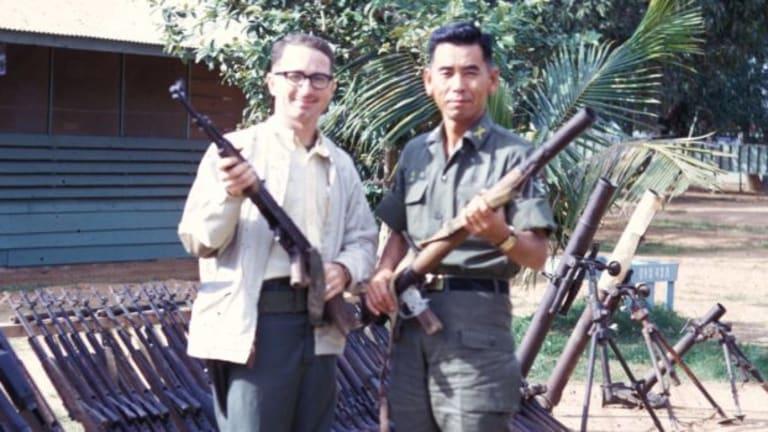 U.S. Commandos Were Fond of Captured AK-47s