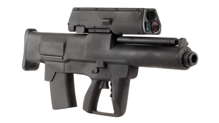 This Should Have Been the Ultimate Grenade Launcher but Flopped