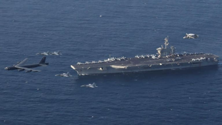 Why the U.S. Navy Said 'No' to an Aircraft Carrier Armed With Nuclear Weapons