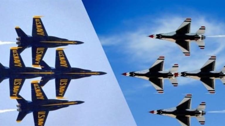 5 Differences Between Navy and Air Force Fighter Pilots