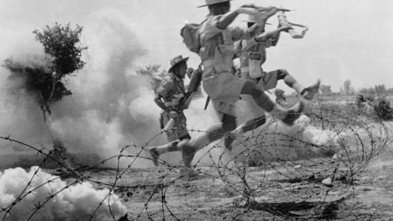 How a One-Armed Gurkha Fought 200 Japanese Troops with a Bolt-Action Rifle