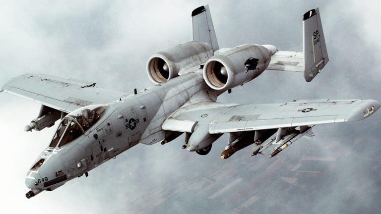 """A-10 Pilot Intv: Plane """"Built to Withstand Damage""""- Surviving Attacks in an A-10"""