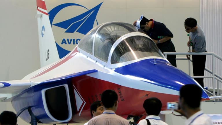 This Chinese Fighter Will Soon Be Flying All Over Africa and Central America