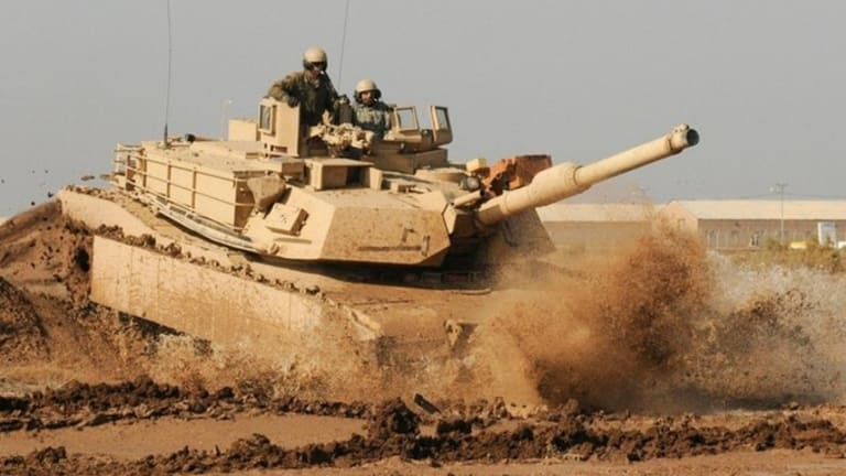 Army Builds Robot Attack Tanks