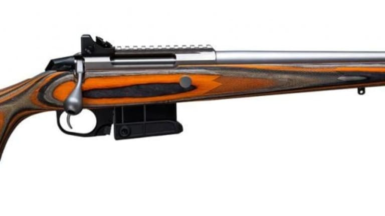 Is This the Ultimate 'Old School' Outdoorsman Rifle?