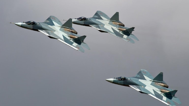Could Russia Become a Stealth Fighter Superpower?