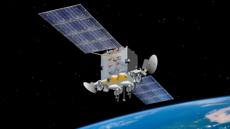 Pentagon, Industry Bring AI to Space War & Stop Anti-Satellite Attacks
