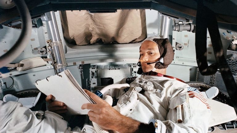 Apollo 11 Astronaut Was Also an Air Force General