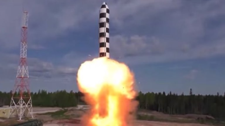 Russia just released videos of its next generation of nuclear weapons